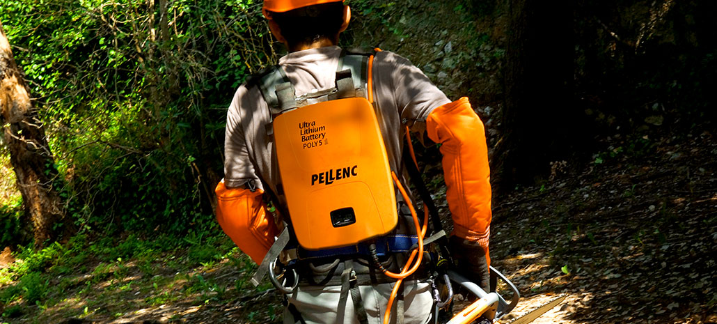 pellenc ultra lithium battery 3